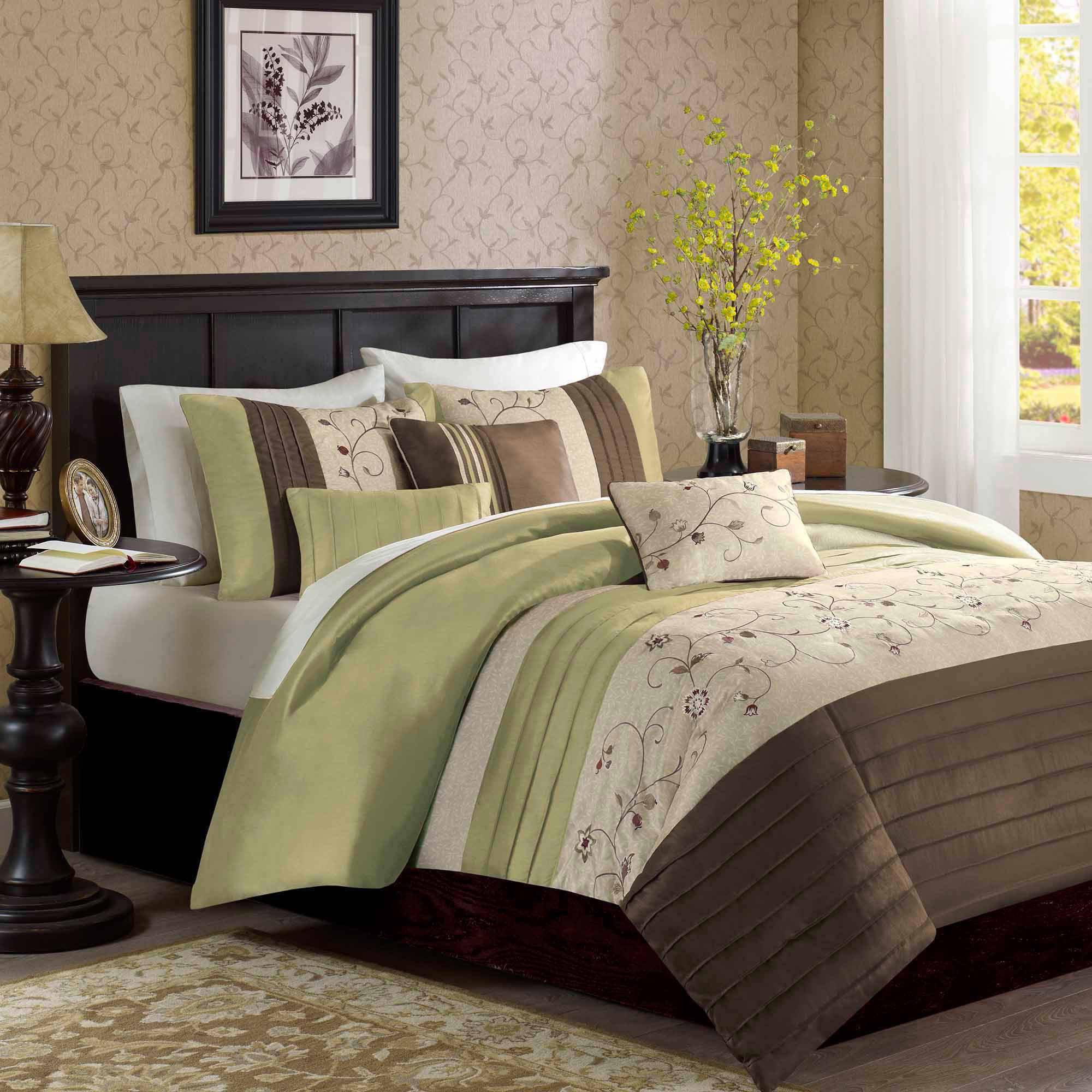 Home Essence Monroe 6-Piece Duvet Cover Set