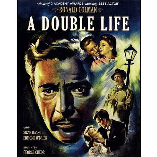 A Double Life (Blu-ray) (Widescreen)