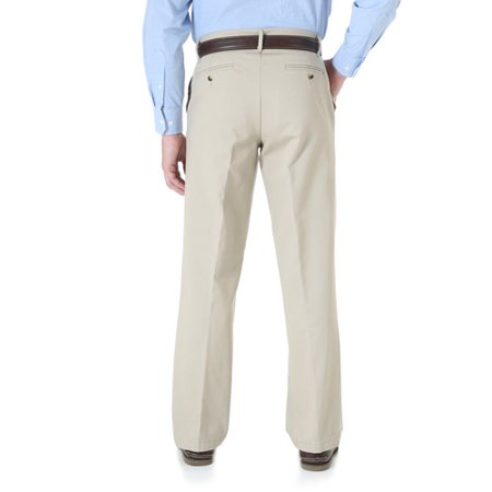 Try our Men's Tailored Fit No Iron Chino at Lands' End. Everything we sell is Guaranteed. Period.® Since
