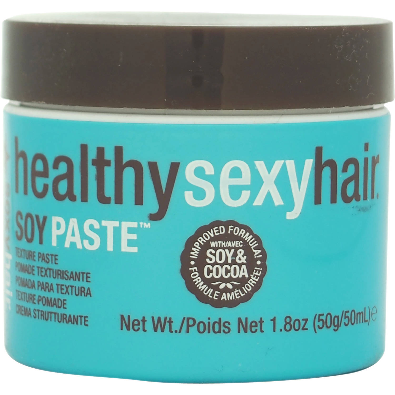 Healthy Sexy Hair Soy & Cocoa Paste by Sexy Hair for Unisex, 1.8 oz