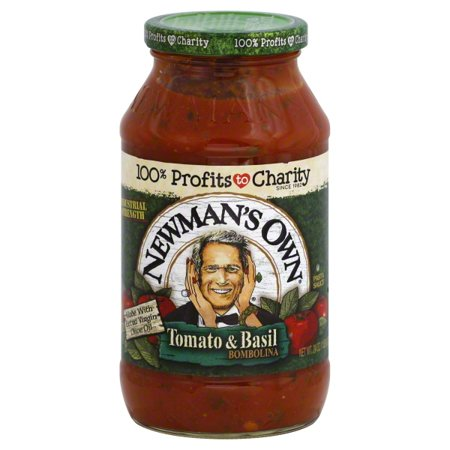 Newmans Tomato Basil Sauce