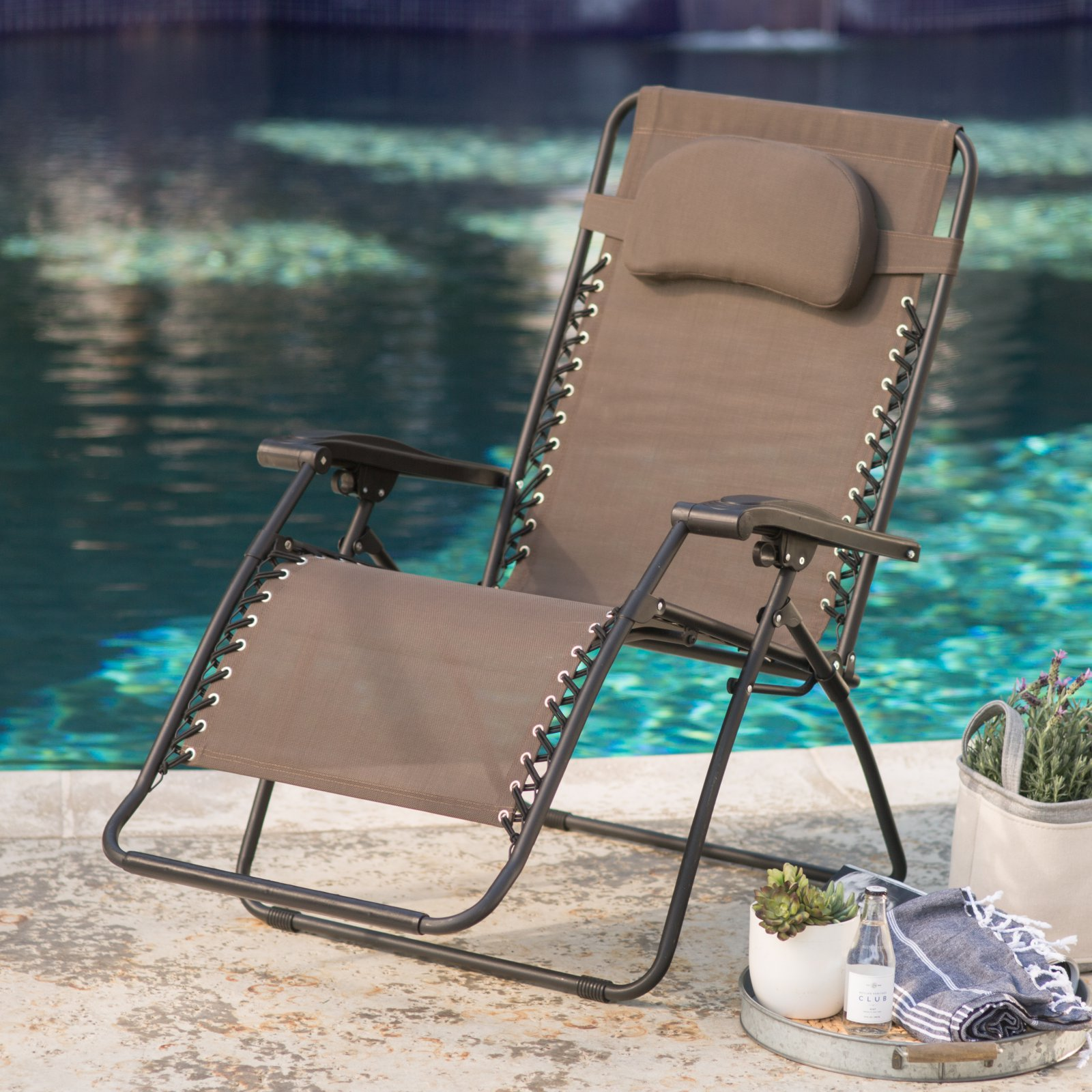 Caravan Global Sports Oversized Zero Gravity Chair