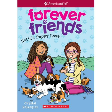 AMERICAN GIRL: FOREVER FR IENDS #4 SOFIA'S PUPPY L](Halloween Themed Puppy Names)