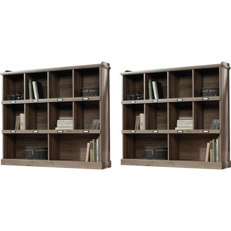 Sauder Barrister Lane Bookcase, Set of 2, (Mix and Match)