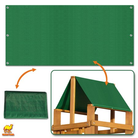 Strong Camel Replacement Canopy Cover Waterproof Backyard Wood