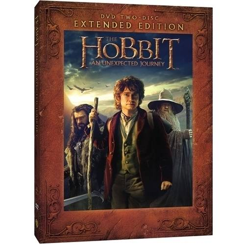 The Hobbit: An Unexpected Journey (Extended Edition) (DVD + Digital Copy With UltraViolet) (With INSTAWATCH)... by