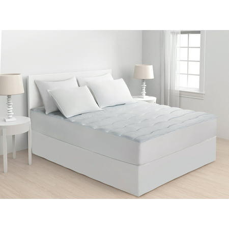 Beautyrest Silver SENSACOOL Performance Mattress Pad in Multiple Sizes