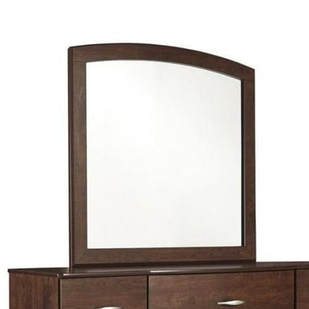 Ashley Gennaguire Bedroom Mirror In Brown