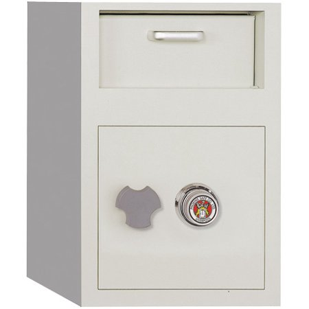 Phoenix Front Loading Dial Combination Lock Depository Safe 0 8 Cu Ft