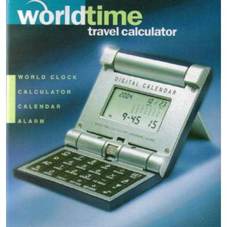 Shipping Time Calculator (Worldtime Travel Calculator)