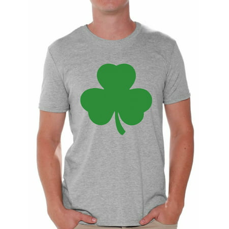 Awkward Styles Irish Clover Shirt St. Patricks Day T Shirt for Men Lucky Shamrock Shirt Irish Pride St Patricks Outfit Irish Gifts for Him St Paddy's Day Men's Irish Shirt Proud Irish American Tshirt - St Patricks Day Tshirt