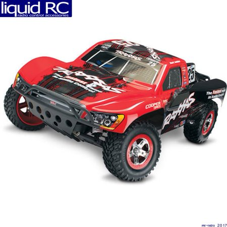 Traxxas 58076-24_MARK Slash VXL: 1/10 Scale 2WD Short Course Racing Truck with T (Traxxas Trucks 1 10)