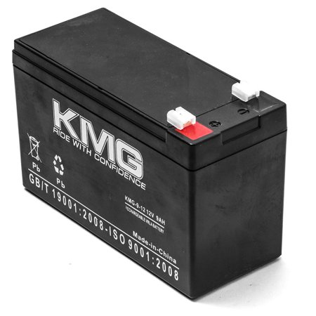 KMG 12V 9Ah Replacement Battery for Dell 1920W-K789N 1920W-K792N - image 1 of 3