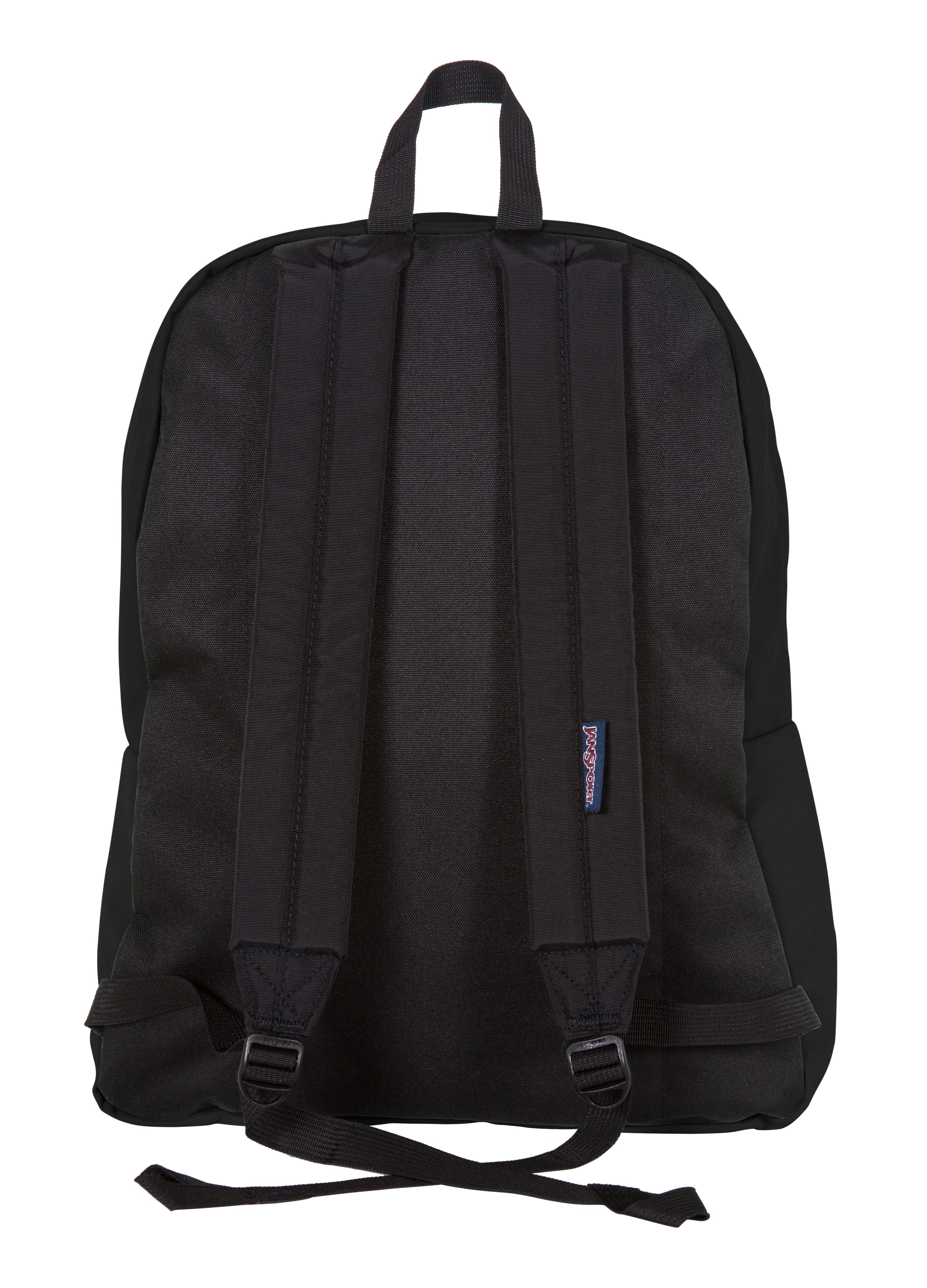 e08192782e7ef JanSport - Jansport SuperBreak Backpack - Black - Walmart.com