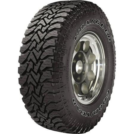 Goodyear Wrangler Authority Tire LT265/70R17E