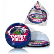 Paragon Innovations TargetFieldSETMAGPYR High quality crystal pyramid and magnet giving a Kaleidoscope effect in the pyramid and a magnifying effect in the magnet.  4 color window gift box included-ML