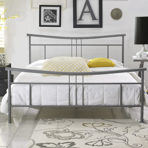 Eco-Lux Hadley Panel Bed