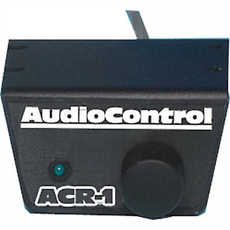 AudioControl ACR-1 Dash Mount Wired Remote Level Control For Select AudioControl Sound - Wire Remote Control