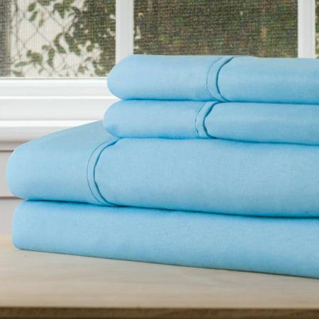 Somerset Home Series 1200 4-Piece Full Bedding Sheet