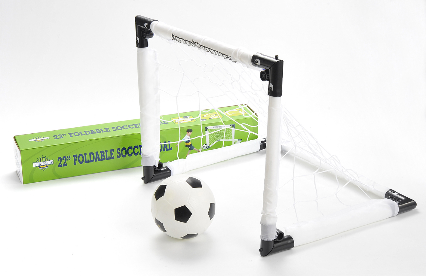 """United Sports 22"""" Foldable Soccer Goal by United Sports"""