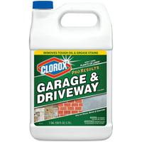 Clorox Pro Results Garage & Driveway Cleaner, 128 oz Bottle