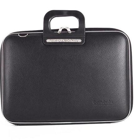 Firenze Classic 15-Inch Briefcase (Black)