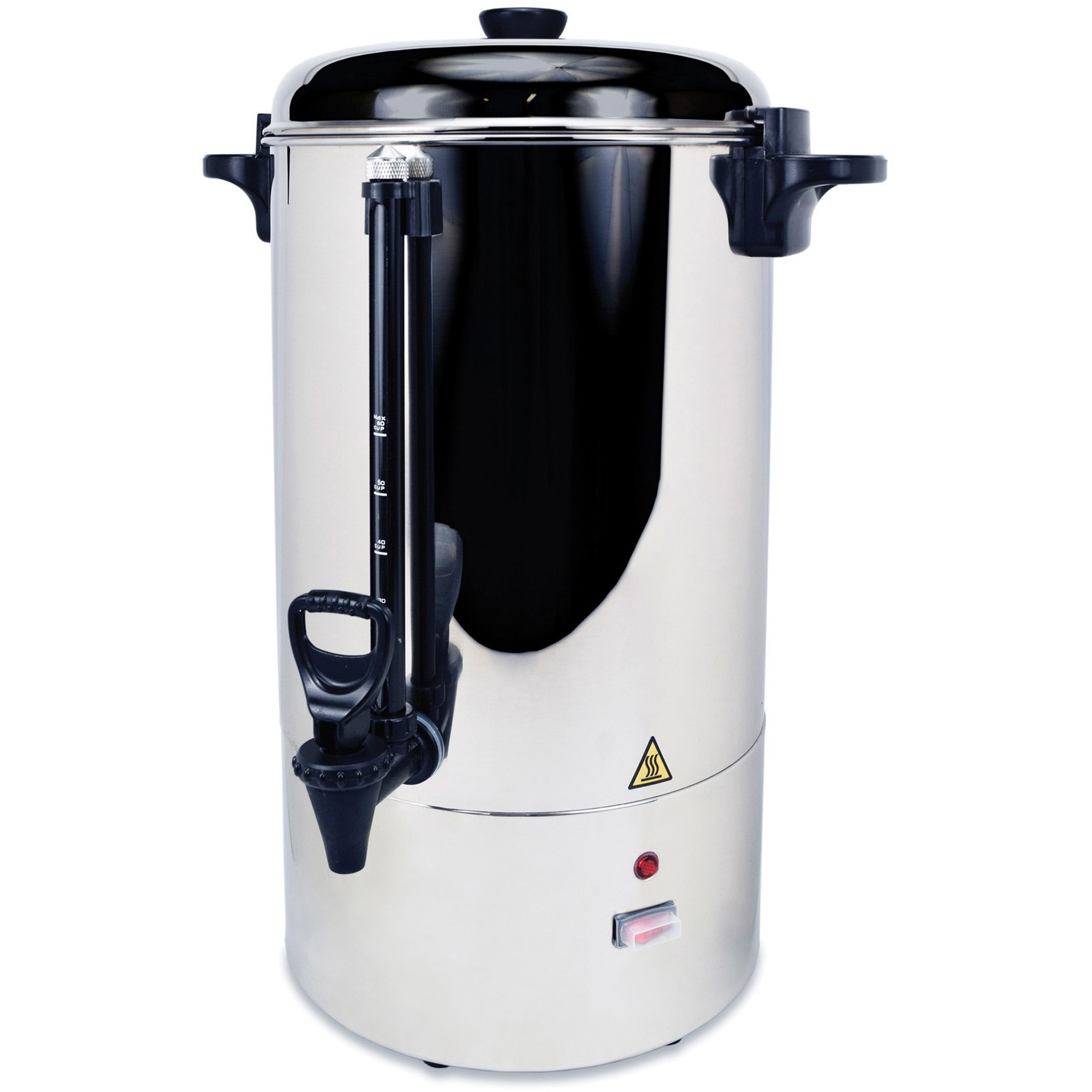 Coffee Pro Stainless Steel Commercial Percolating Urn