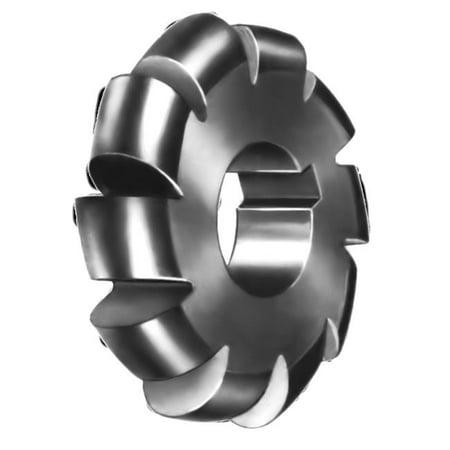 F D Tool 12523 C1082 High Speed Steel Convex Cutter 0 25 Dia of Circle