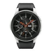 SAMSUNG Galaxy Watch - LTE Smart Watch (46mm) Silver - SM-R805UZSAXAR