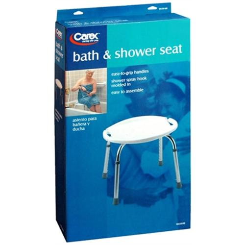 Carex Bath & Shower Seat B650-00 1 Each (Pack of 6)