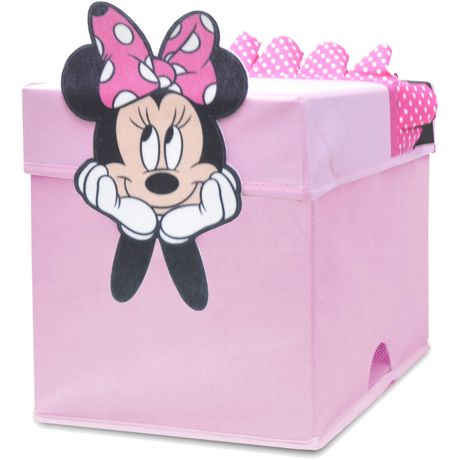 Disney Minnie Mouse Figural Toy Box