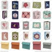 Cricut Project Shape Cartridge-Creative Holiday Cards
