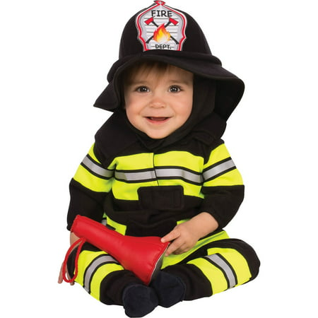 Baby/Toddler Fireman Costume