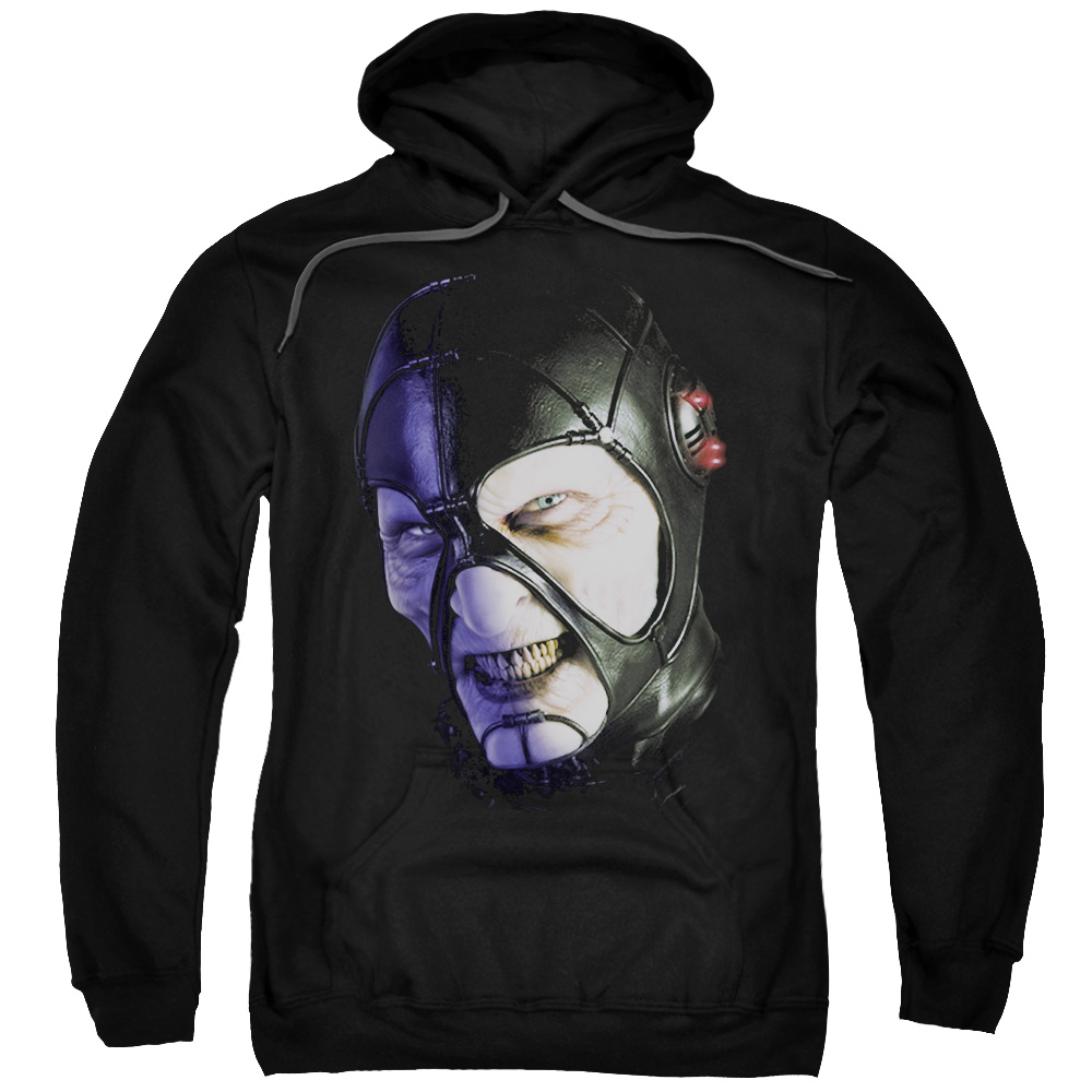Farscape Keep Smiling Mens Pullover Hoodie
