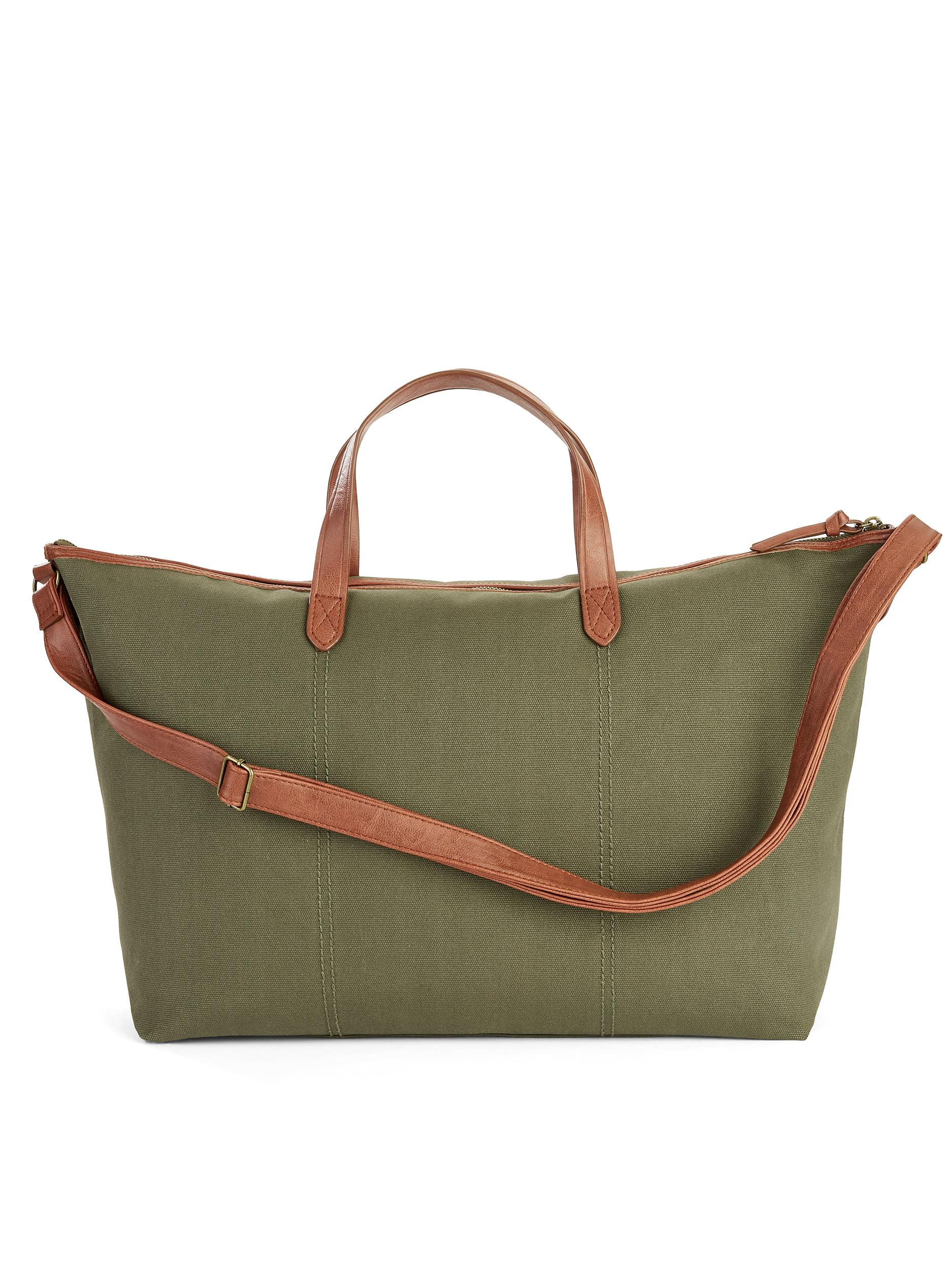 Time and Tru Kelton Weekender Travel Bag