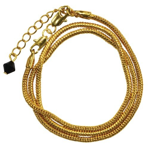 Janlynn A Bead At A Time Snake Necklace