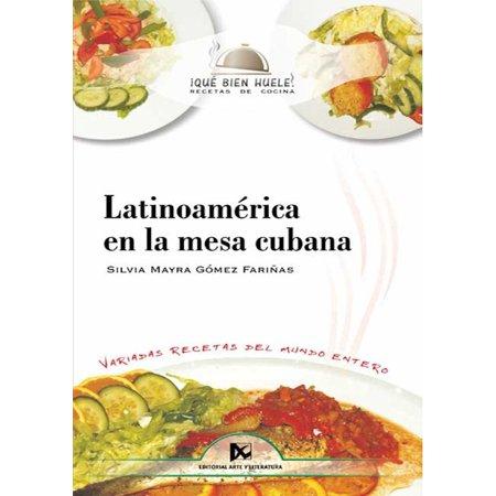 Latinoamérica en la mesa cubana - eBook](La Mesa Halloween Events)