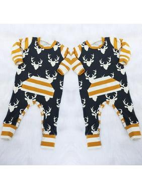 defd5d7ac Toddler Girls Rompers - Walmart.com