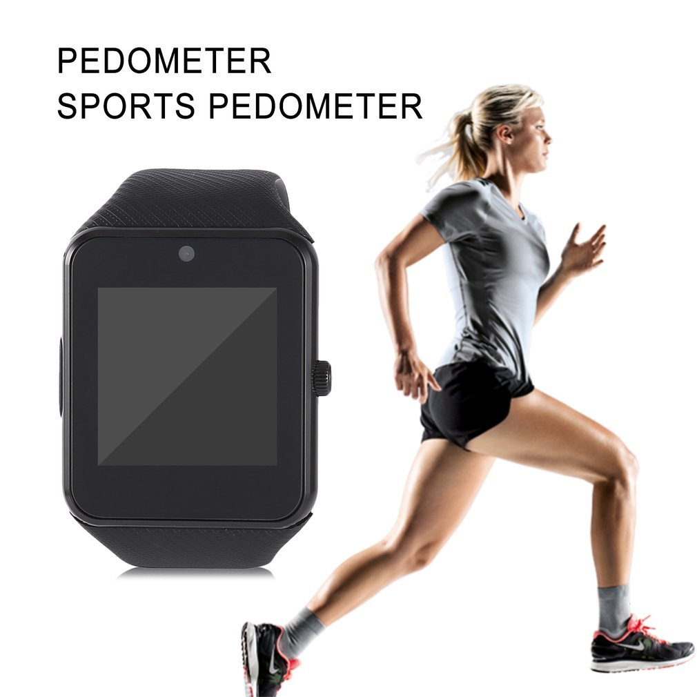 GT08 Waterproof Bluetooth 2G Smart Watch with 1.54 Inch TFT LCD Touch Screen SIM Phone Mate For IOS for Android