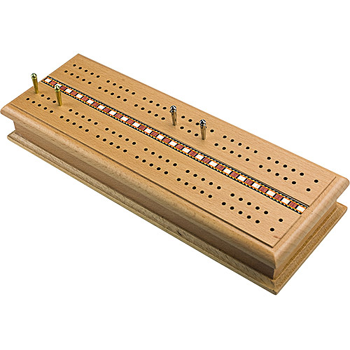 Sterling Games Deluxe Cribbage Box