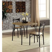 Slingsbury Industrial 3-Piece. Dining Table Set
