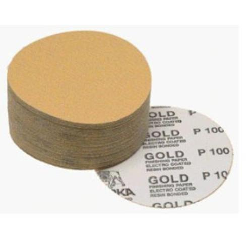 "MIRKA 40-341-036 Coarse Cut,PSA Disc,6/"",P36,,PK50"