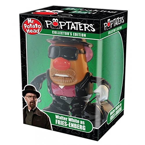 Breaking Bad Heisenberg Mr. Potato Head Toy, From US,Brand Sunny Health & Fitness by