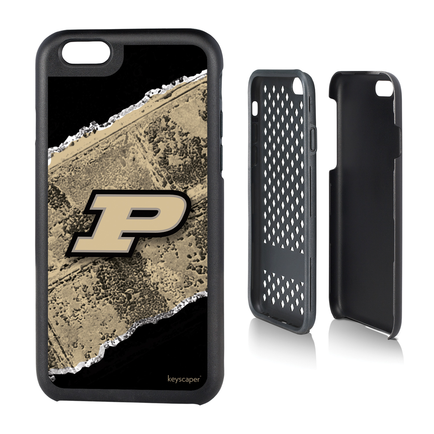 Purdue University iPhone 6 and 6S Rugged Case NCAA