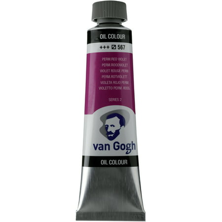 Royal Talens Van Gogh Oil Color, 40ml, Permanent Red Violet
