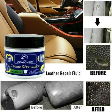 Reconditioning Leather Cream Vinyl Repair Kit Auto Car