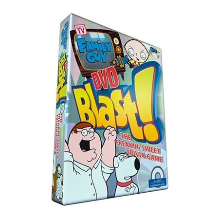 Screenlife Family Guy Dvd Blast (Family Guy Return To The Multiverse Cheats)