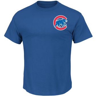 Chicago Cubs Wordmark T-Shirt