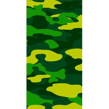 Army Party Table Cover (each) - Party Supplies](Army Party)
