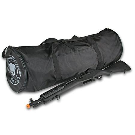 "36"" Aftermath Socom Airsoft / Paintball Gun Rifle Zip Storage / Gear Bag - Black thumbnail"